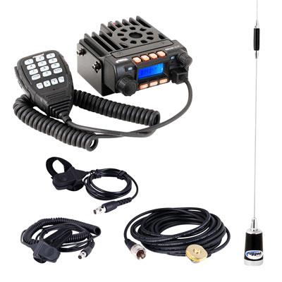 Rugged Radios RM-25R Dual Band Car To Car Kit